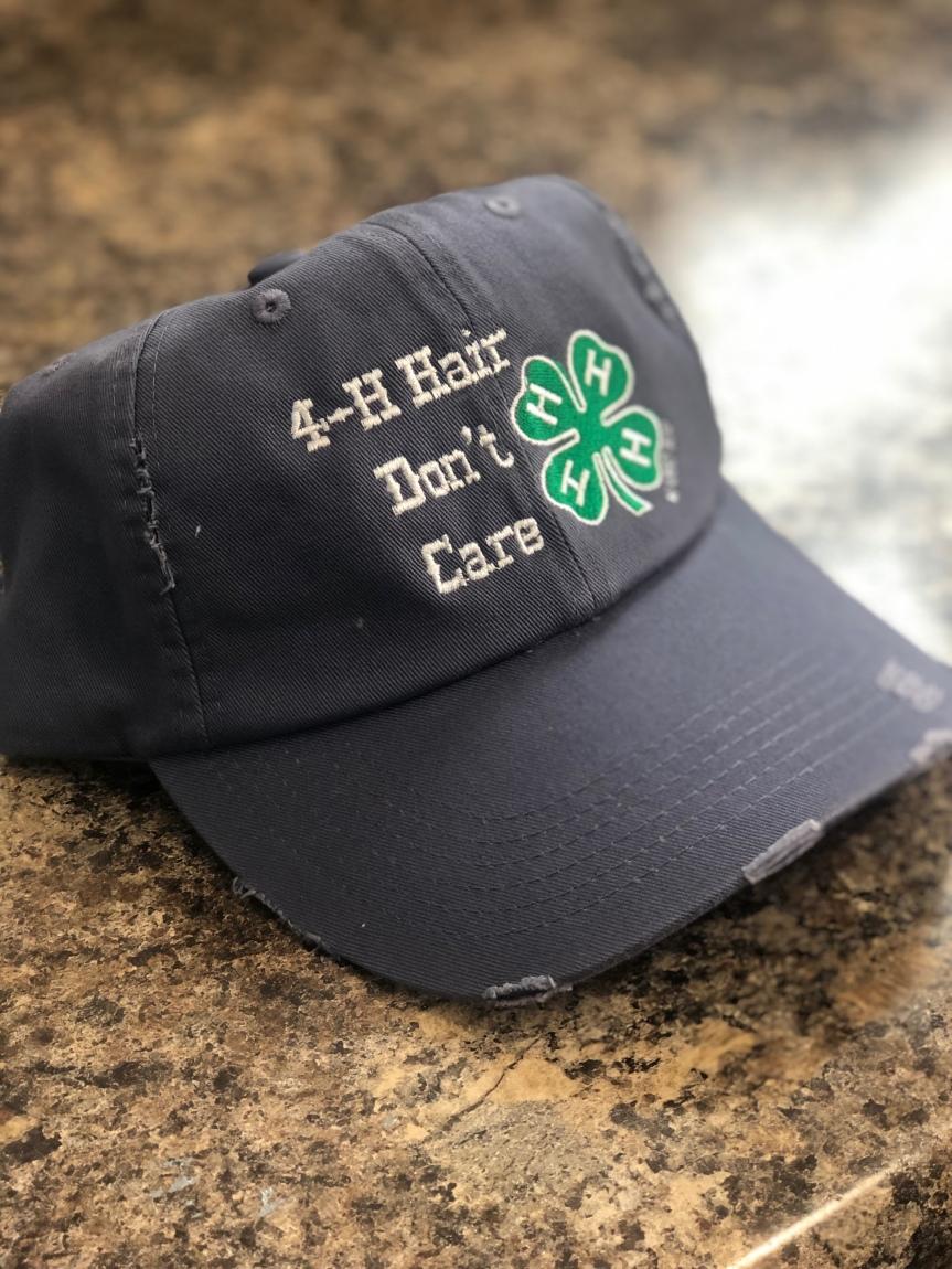 4-H Hats ~ SneakPeak