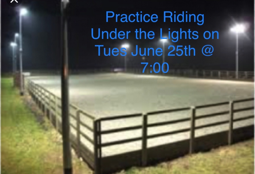 Ride Under the Lights!